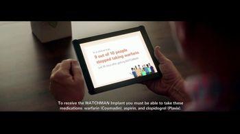 WATCHMAN TV Spot, 'Permanent Implant' - Thumbnail 10