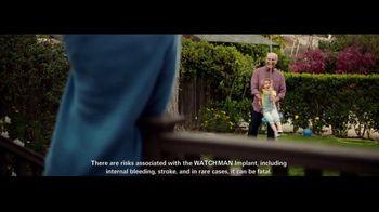 WATCHMAN TV Spot, 'Permanent Implant' - Thumbnail 9