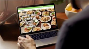O'Charley's Over 20, Under $10 Platefuls TV Spot, 'Unbelievable Home' - Thumbnail 3