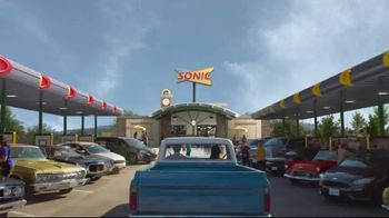 Sonic Drive-In Fritos Chili Cheese Faves TV Spot, 'A Family Reunion' - Thumbnail 1
