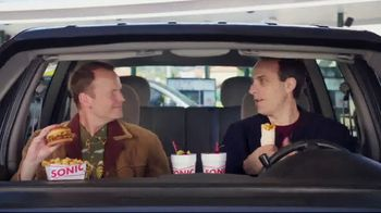 Sonic Drive-In Fritos Chili Cheese Faves TV Spot, 'A Family Reunion'
