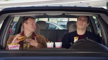 Sonic Drive-In Fritos Chili Cheese Faves TV Spot, 'A Family Reunion' - Thumbnail 4