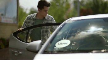 Uber TV Spot, 'Saturday Morning Pancakes' Song by Jungle - Thumbnail 6