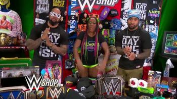 WWE Shop Post Cyber Monday T-Shirt Sale TV Spot, 'Keeping the Deals Going' Featuring Naomi, the Usos
