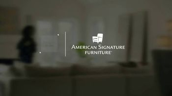 American Signature Furniture Cyber Week Sale TV Spot, 'Great Moments' - Thumbnail 1