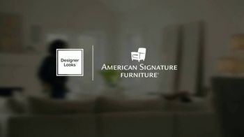 American Signature Furniture Cyber Week Sale TV Spot, 'Great Moments' - Thumbnail 2
