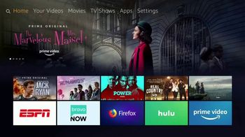 Amazon Fire TV Cube TV Spot, 'Italian Serie A' - Thumbnail 1