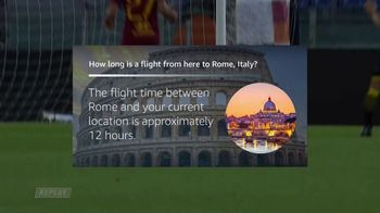 Amazon Fire TV Cube TV Spot, 'Italian Serie A' - Thumbnail 6