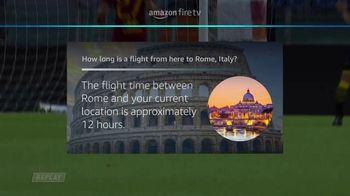 Amazon Fire TV Cube TV Spot, 'Italian Serie A' - Thumbnail 8