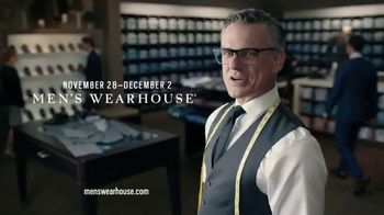 Men's Wearhouse Black Friday Extended Sale TV Spot, 'Sweaters and Outerwear' - Thumbnail 10