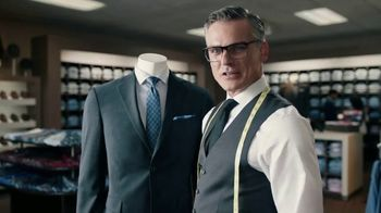 Men's Wearhouse Black Friday Extended Sale TV Spot, 'Sweaters and Outerwear' - Thumbnail 3
