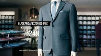 Men's Wearhouse Black Friday Extended Sale TV Spot, 'Sweaters and Outerwear' - Thumbnail 9