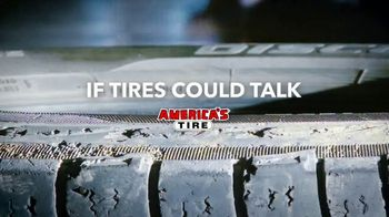 America's Tire TV Spot, 'If Tires Could Talk' - Thumbnail 4