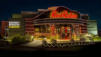 Red Robin TV Spot, '2018 Holidays: Bright Spot'