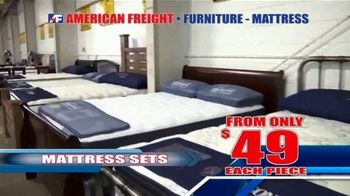 American Freight Black Friday 3 Day Sale TV Spot, 'Doors Open Friday' - Thumbnail 3