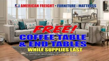 American Freight Black Friday 3 Day Sale TV Spot, 'Doors Open Friday' - Thumbnail 5