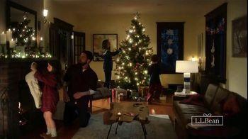 L.L. Bean Wicked Good Slippers TV Spot, 'Holidays: Wicked Good Slippers' - 119 commercial airings