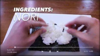 Amazon Fire TV Cube TV Spot, 'Sushi (Youtube)' - Thumbnail 1