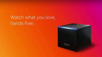 Amazon Fire TV Cube TV Spot, 'Sushi (Youtube)' - Thumbnail 10