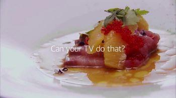 Amazon Fire TV Cube TV Spot, 'Sushi (Youtube)' - Thumbnail 9