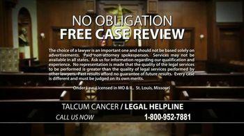 Onder Law Firm TV Spot, 'Talcum Cancer Helpline' - Thumbnail 7