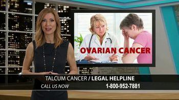 Onder Law Firm TV Spot, 'Talcum Cancer Helpline' - Thumbnail 2