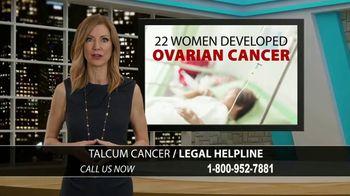 Onder Law Firm TV Spot, 'Talcum Cancer Helpline' - Thumbnail 5