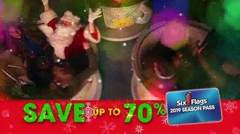 Six Flags Cyber Sale TV Spot, 'Millions of Lights: Cyber Monday' - Thumbnail 9