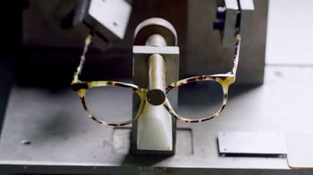 Warby Parker TV Spot, 'Cellulose Acetate: Five Pairs' - Thumbnail 3