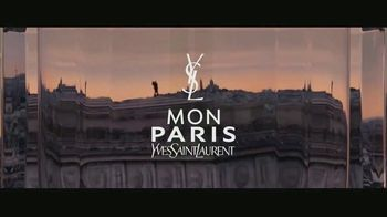 Yves Saint Laurent Mon Paris TV Spot, 'Follow Me' Song by Sébastien Tellier - Thumbnail 9