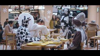 Sprint TV Spot, 'El robot, el ángel y el GS9 de $5 dólares' [Spanish] - 608 commercial airings