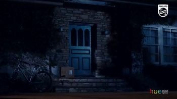 Philips Hue Smart Lighting TV Spot, 'Defend Your Doorstep' - Thumbnail 1