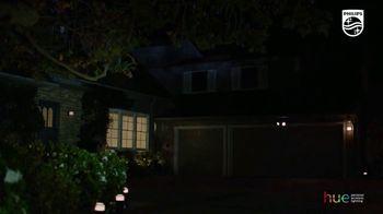 Philips Hue Smart Lighting TV Spot, 'Defend Your Doorstep' - Thumbnail 2