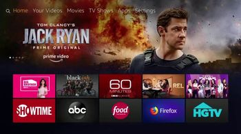 Amazon Fire TV TV Spot, 'Drama Rama (Ray Donovan)' - Thumbnail 1
