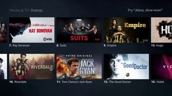 Amazon Fire TV TV Spot, 'Drama Rama (Ray Donovan)' - Thumbnail 3
