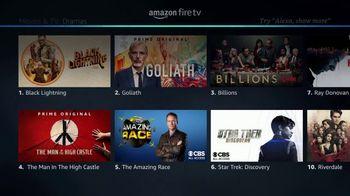 Amazon Fire TV TV Spot, 'Drama Rama (Ray Donovan)'