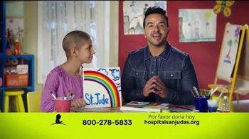 St. Jude Children's Research Hospital TV Spot, 'El dibujo' con Luis Fonsi [Spanish] - 165 commercial airings