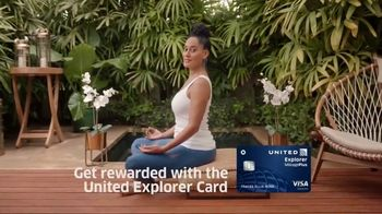 United MileagePlus Explorer Card TV Spot, 'Travel' Feat. Tracee Ellis Ross - Thumbnail 3