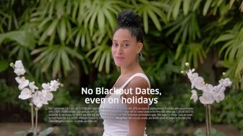 United MileagePlus Explorer Card TV Spot, 'Travel' Feat. Tracee Ellis Ross - Thumbnail 8