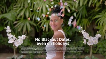 United MileagePlus Explorer Card TV Spot, 'Travel' Feat. Tracee Ellis Ross - Thumbnail 9