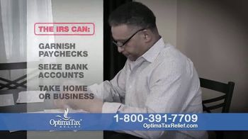 Optima Tax Relief TV Spot, 'Ted's Story' - Thumbnail 2
