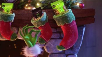 Wonderful Pistachios TV Spot, 'The Grinch: Full of Nuts' - Thumbnail 4