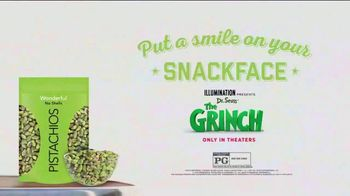 Wonderful Pistachios TV Spot, 'The Grinch: Full of Nuts' - Thumbnail 9