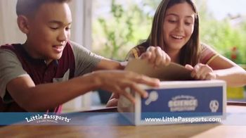 Little Passports TV Spot, '2018 Holidays: Inspire Curiosity' - Thumbnail 1