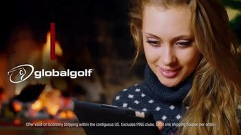 Global Golf TV Spot, 'Happy. Merry: Free Shipping'