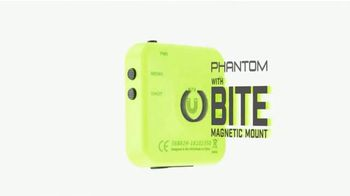 Bushnell Golf Phantom TV Spot, 'Bite Magnetic Mount' - Thumbnail 2