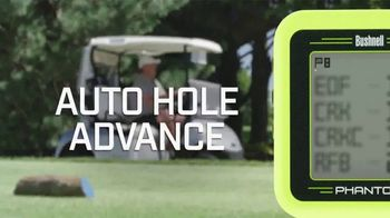 Bushnell Golf Phantom TV Spot, 'Bite Magnetic Mount' - Thumbnail 8
