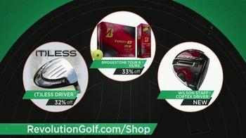 Revolution Golf TV Spot, 'Holiday Gift Guide'
