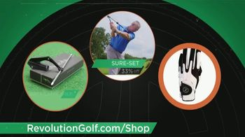 Revolution Golf TV Spot, 'Holiday Gift Guide' - Thumbnail 4