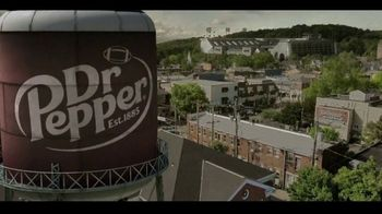 Dr Pepper TV Spot, 'Fansville: Unusual Suspects' Featuring Brian Bosworth, Ray Wise - Thumbnail 1